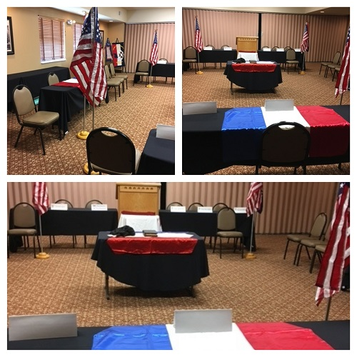 DUV 2018 Convention Room